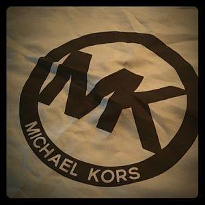 Huge Michael Kors Dust Cover for Handbag